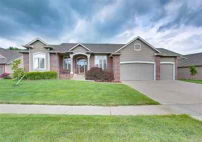 Wichita Single Family Home For Sale: 13814 W Onewood St