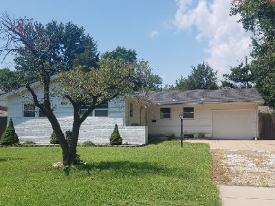 Sedgwick County Single Family Home For Sale: 1735 N Mount Carmel Ave