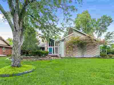 Wichita Single Family Home For Sale: 14301 E Brookline