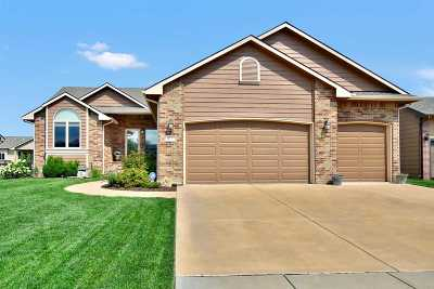 Wichita Single Family Home For Sale: 8615 W Candlewood Ct