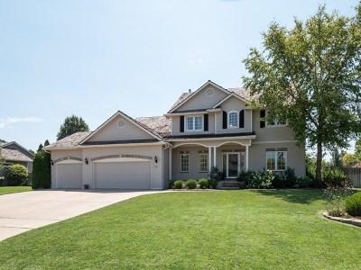 Wichita Single Family Home For Sale: 12721 E Edgewood Dr.