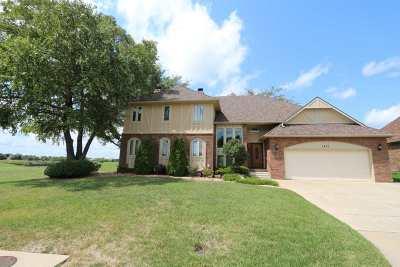 Wichita Single Family Home For Sale: 8402 E Mulberry St