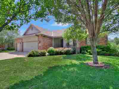 Andover KS Single Family Home For Sale: $268,900