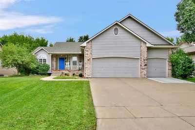 Andover KS Single Family Home For Sale: $229,500