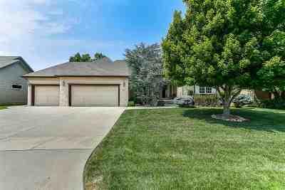 Wichita Single Family Home For Sale: 1901 N Frederic Cir