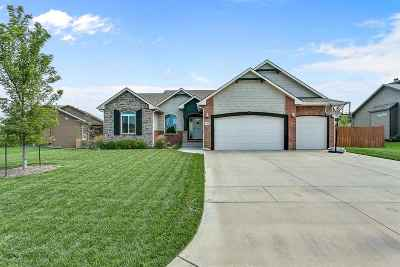 Wichita Single Family Home For Sale: 1501 N Obsidian Ct