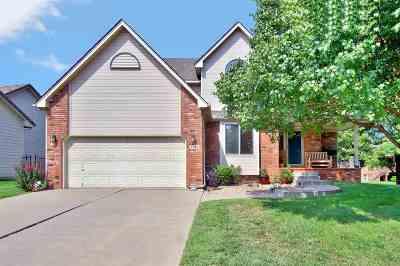 Wichita KS Single Family Home For Sale: $237,000