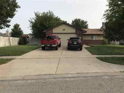 Wichita KS Single Family Home For Sale: $131,000