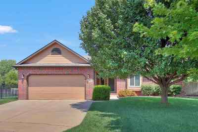 Wichita Single Family Home For Sale: 2811 N Bellwood