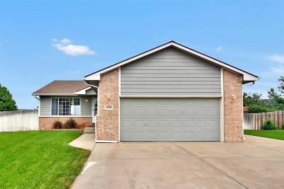 Wichita KS Single Family Home For Sale: $177,000