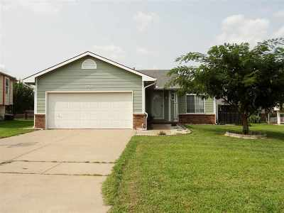 Wichita Single Family Home For Sale: 2767 N Battin Ct.