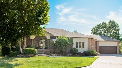 Wichita Single Family Home For Sale: 8421 W Meadow Park Ct.
