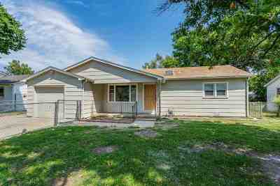 Wichita Single Family Home For Sale: 2322 S Vine St