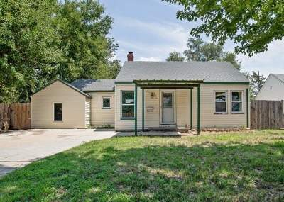 Wichita Single Family Home For Sale: 224 S Illinois St