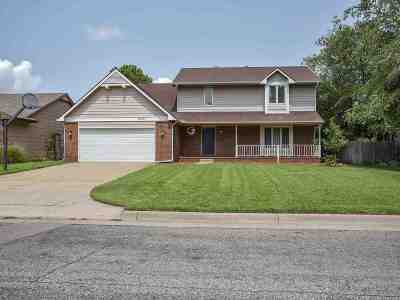Wichita Single Family Home For Sale: 11620 W 16th St N
