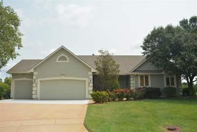 Wichita Single Family Home For Sale: 12351 E Lincoln Ct