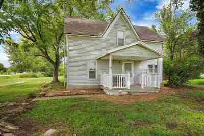 Haysville Single Family Home For Sale: 7613 S Hydraulic