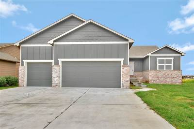 Harvey County Single Family Home For Sale: 724 Goldspike