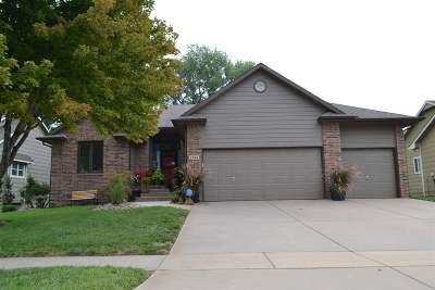 Wichita Single Family Home For Sale: 2518 N Hazelwood St