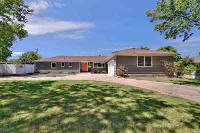 Wichita Single Family Home Take Backup: 267 S Brookside Dr