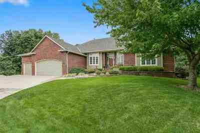 Wichita Single Family Home For Sale: 12110 W Autumn Ridge Ct.