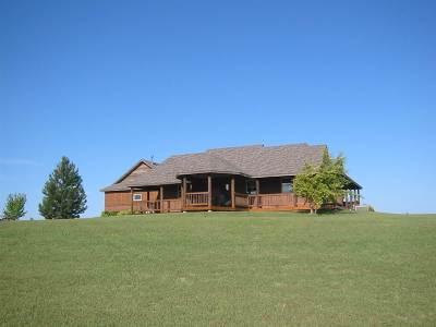 Valley Center Single Family Home For Sale: 11631 N Seneca St