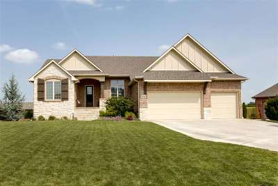 Wichita Single Family Home For Sale: 14342 W Ocala Ct