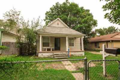 Wichita Single Family Home For Sale: 755 W Hendryx