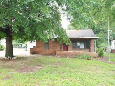 Arkansas City KS Single Family Home For Sale: $17,900