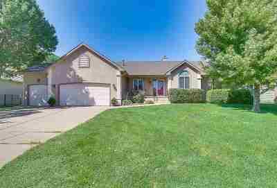Wichita Single Family Home For Sale: 12714 W Jayson Cir