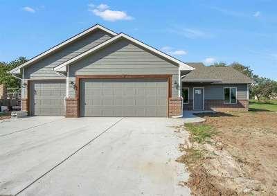 Garden Plain Single Family Home For Sale: 308 W Ave D