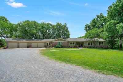Garden Plain Single Family Home Contingent: 8 Quail Valley Est