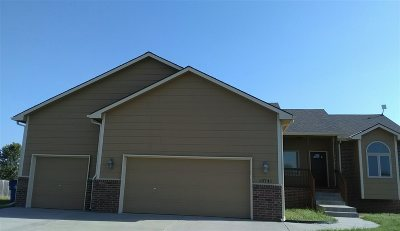 Sedgwick Single Family Home For Sale: 13741 W 107th St N