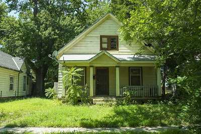 Wichita Single Family Home For Sale: 1317 N Jackson Ave
