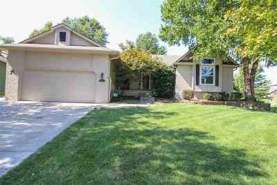 Wichita Single Family Home For Sale: 3213 N Forest Ridge St