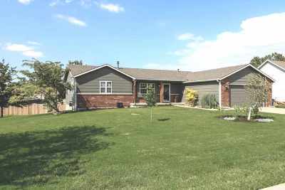Derby Single Family Home For Sale: 2200 E Summerset St