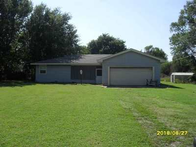 Arkansas City KS Single Family Home For Sale: $68,500