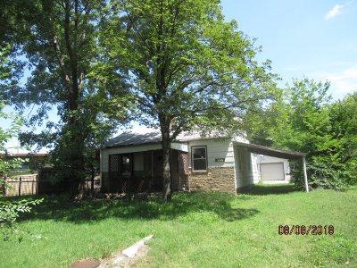 Potwin Single Family Home For Sale: 316 N Anita