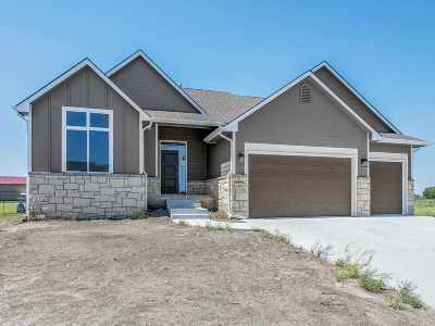 Andover KS Single Family Home For Sale: $270,415