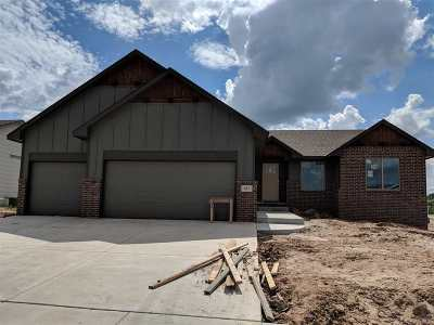 Derby Single Family Home For Sale: 807 E Tyndall Ct