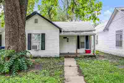 Newton Single Family Home For Sale: 126 W 2nd