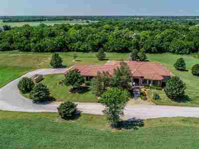 Sedgwick County Single Family Home For Sale: 6301 Wild Rose Ln