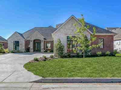 Wichita Single Family Home For Sale: 10221 E Lakefront St.