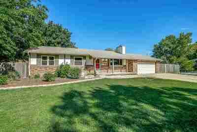 Wichita Single Family Home For Sale: 1315 N Denmark Ave