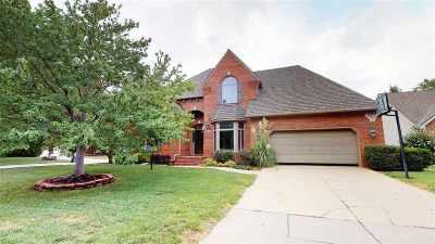 Wichita Single Family Home For Sale: 2956 N Penstemon Court