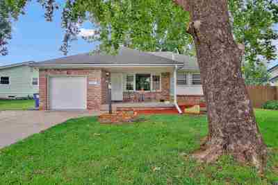 Derby Single Family Home For Sale: 1456 N Community Dr
