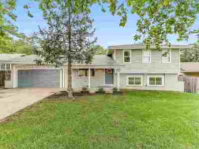 Derby Single Family Home For Sale: 818 E James