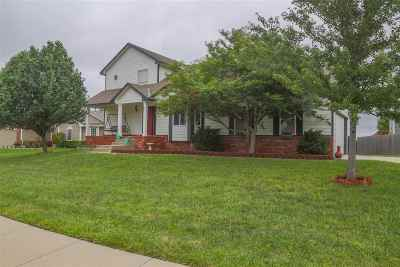 Derby Single Family Home For Sale: 307 E Stone Path St