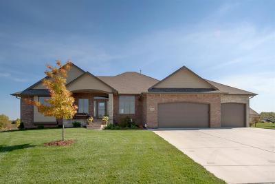 Wichita Single Family Home For Sale: 13505 E Mustang Ct