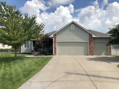 Augusta Single Family Home Contingent: 414 Country Hills Ct